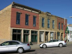 Grassroots Arts Center in Lucas