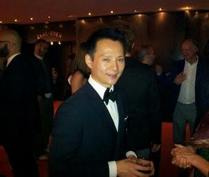 Shen Wei - afterparty Het Nationale Ballet - Holland Festival