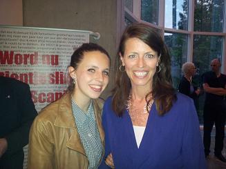 Petra Stienen en Soraya