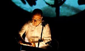 Steven Schick doet deel 5: La Coupure van Nine Rivers James Dillon van James Dillon