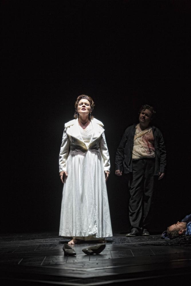 Tristan en Isolde Nationale Reisopera fotografie Marrco Borggreve