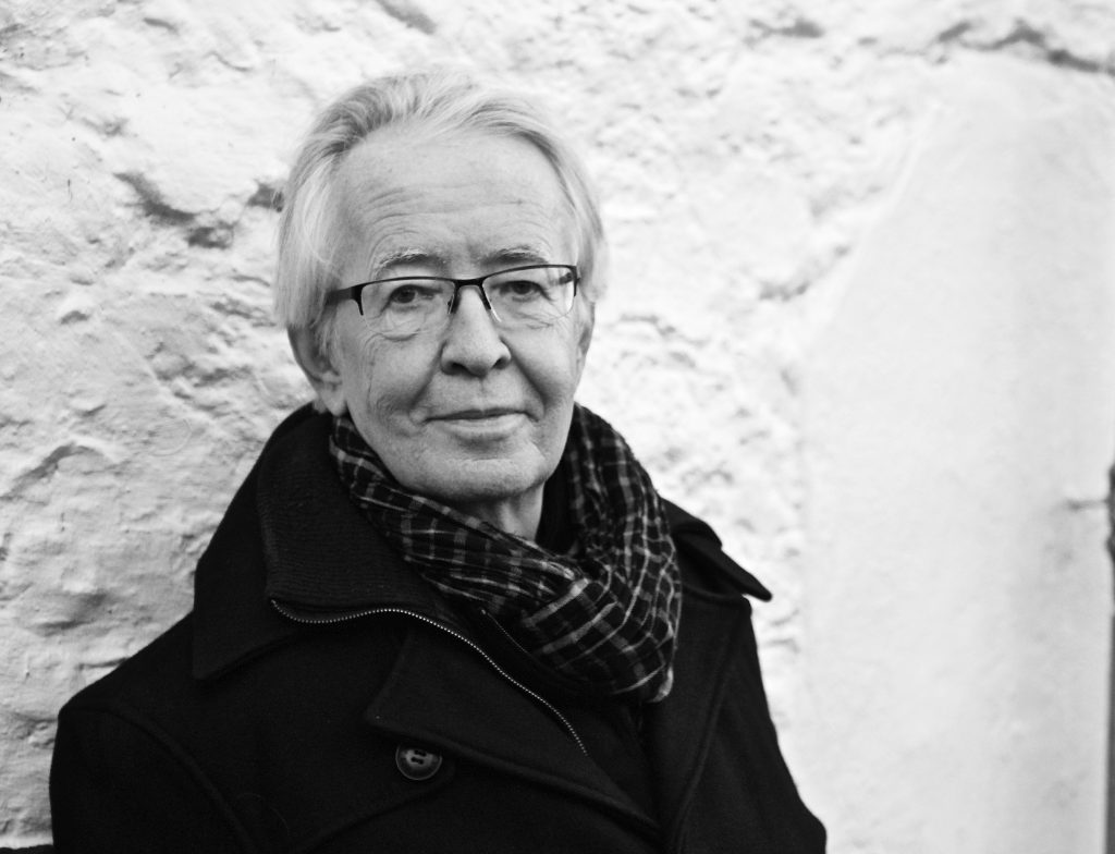 Dichter Frans Budé. ©Marc Brester/AQM
