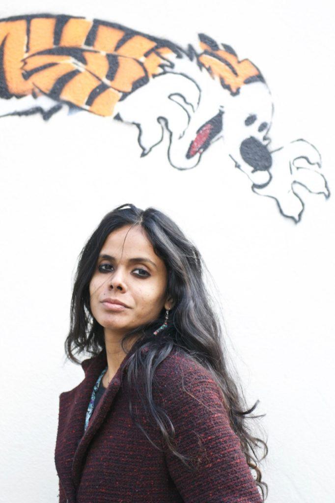 Meena Kandasamy ©Marc Brester/AQM