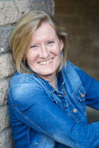 Marja-Leena Hellings vertaalde de roman 'Zondagskind' ©Marc Brester/AQM