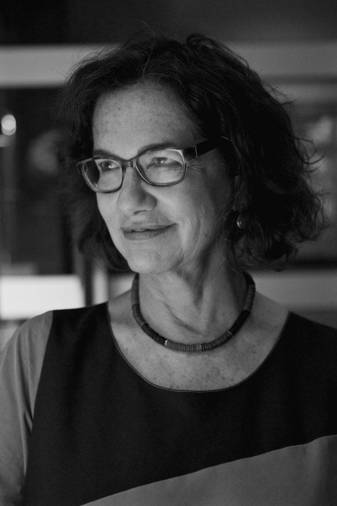 De Amerikaans-Duitse filosofe en schrijfster Susan Neiman. ©Marc Brester/AQM