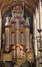 Het Müller Orgel in de St. Bavo