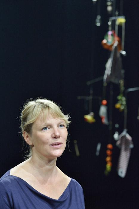 'Liefhebben' door Laura van Dolron, Vlaamse première 25 septemb