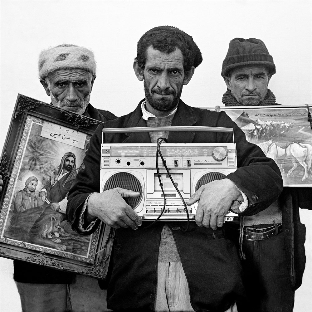 Iranian Families / foto Moshen Rastani