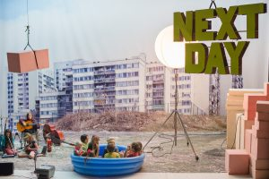 Next Day - Philippe Quesne, Paris / CAMPO, Gent. Nationaltheater Mannheim