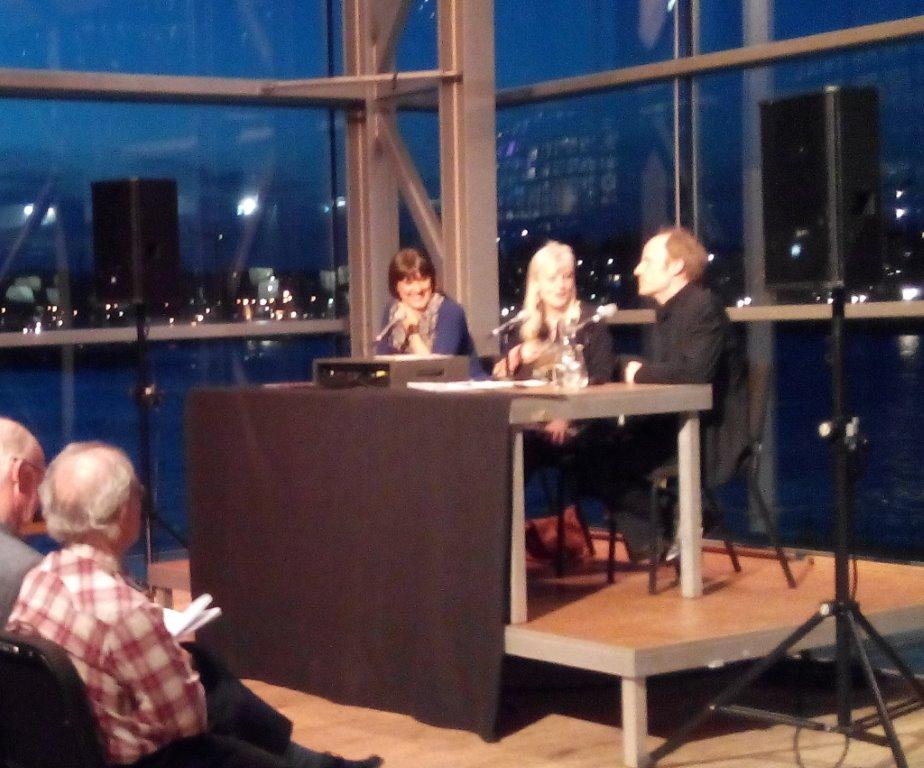 Emilie de Voght, Thea Derks & Thomas Dieltjens, inleiding MGIJ 12-3-2015