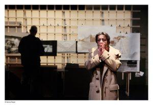 Scènefoto Stichting Swarte Kunst, 'De perzik van onsterfelijkheid'