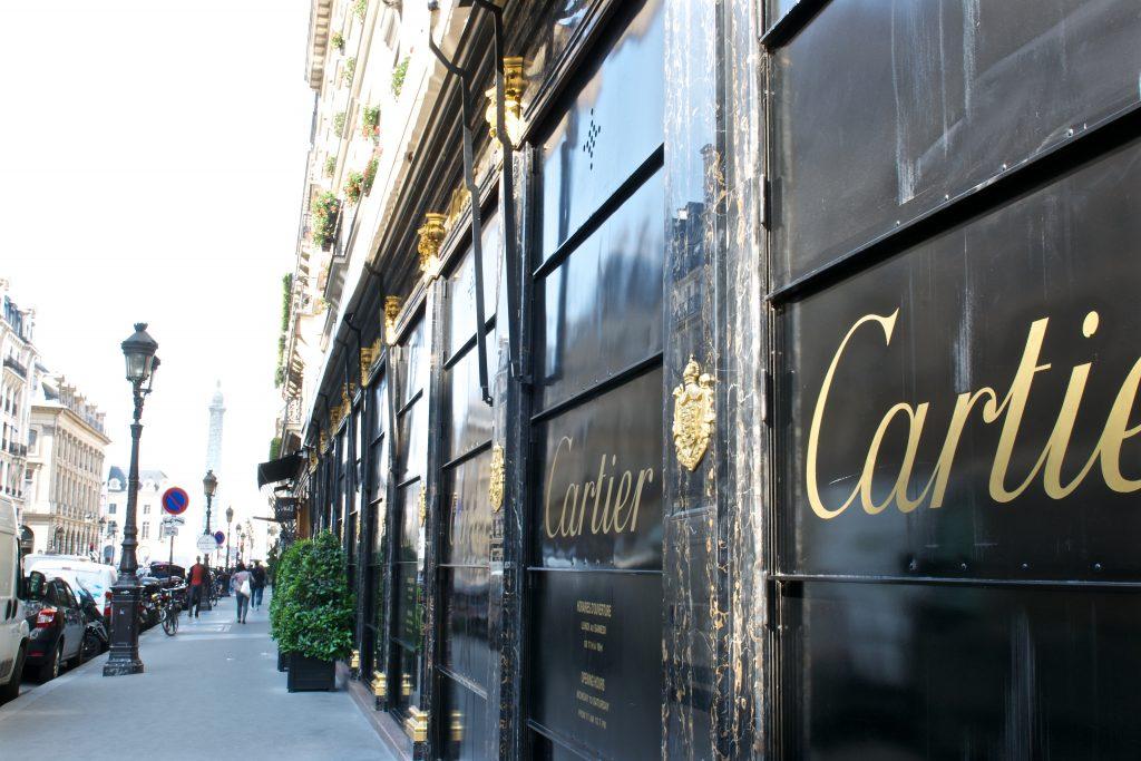 Juweliershuis Cartier. ©Marc Brester/AQM