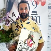 Loïc Perela ontvangt Prijs Nederlandse Dansdagen als bijdrage aan nieuwe productie HASHTAG © Jochem Jurgens