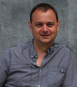 Rainer Hofmann, voormalig directeur Festival a/d Werf, sinds 2013 directeur Spring