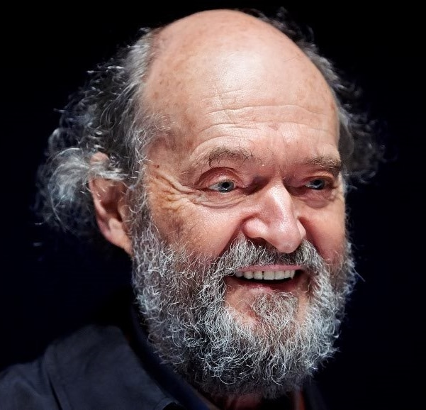 Arvo Pärt (fotocredit Rabotheater)