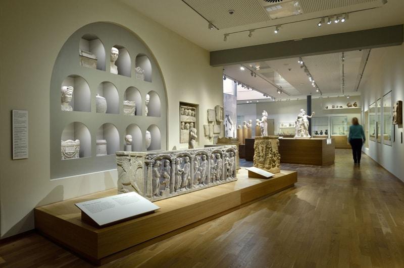 Columbarium: Romeinen in Rijksmuseum van Oudheden, foto Mike Bink
