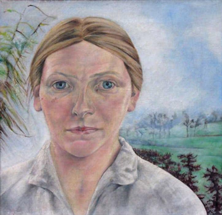Bep Rietveld: Portret van mevrouw Schröder
