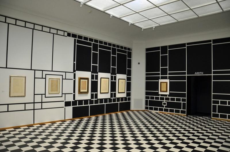 Zwart en wit in het ontwerp van Maison the Faux