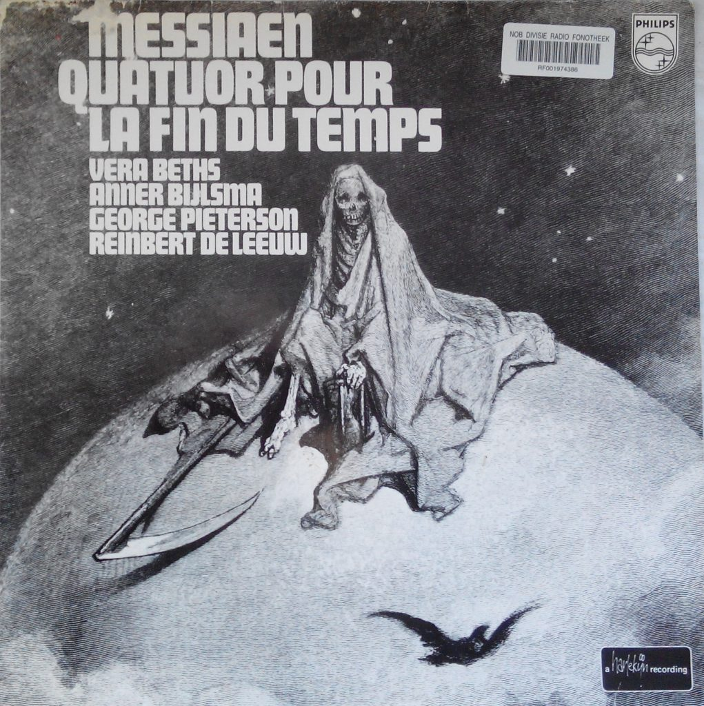 055. LP Quatuor pour la fin du temps 1