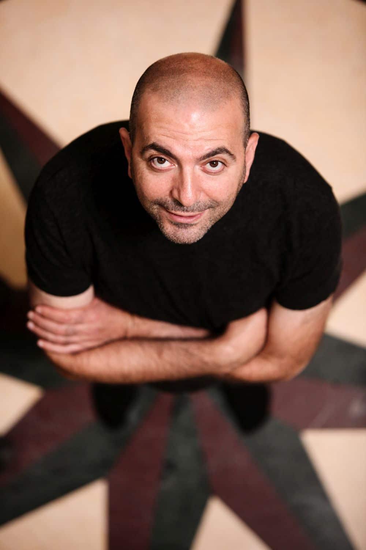 Palestijns-Nederlandse filmmaker Hany Abu-Assad