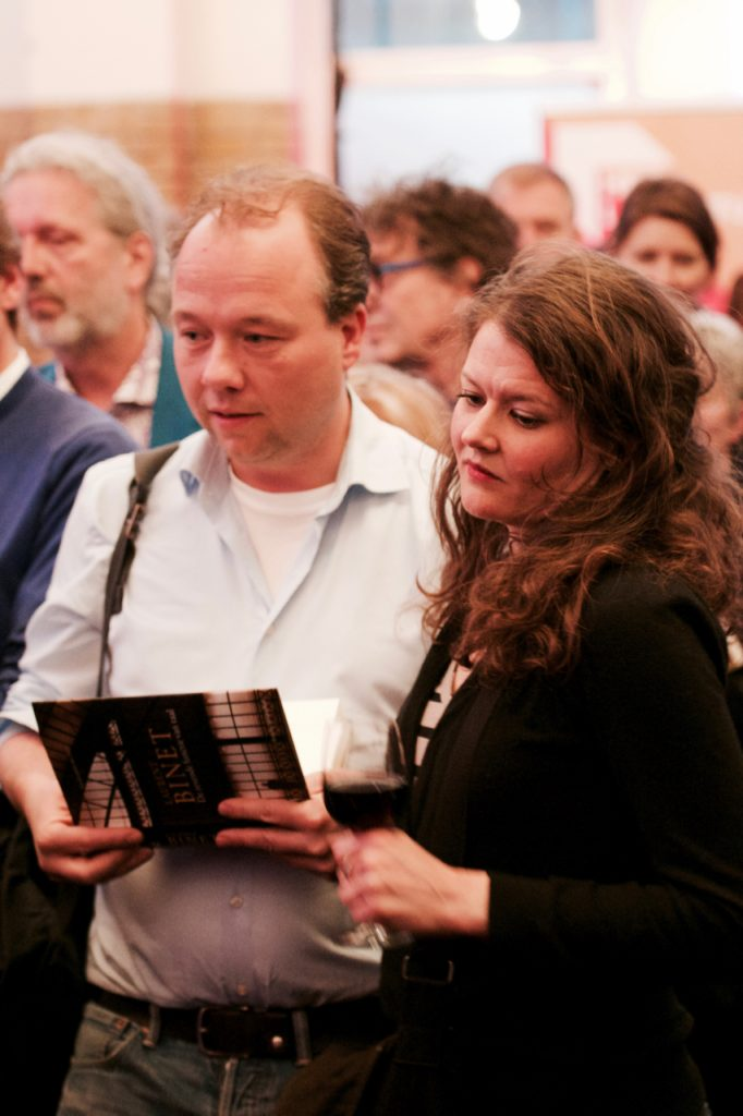 In de rij voor het signeren ©Marc Brester/AQM