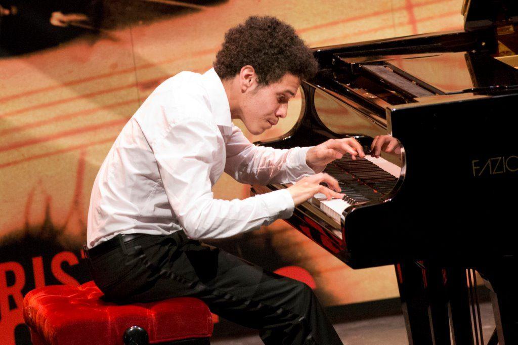 Manuel Sanguino (foto Peter van Mulken)