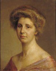 Rosy Wertheim, schilderij van Jan Veth. Collectie Joods Historisch Museum, Amsterdam (bron wikipedia)