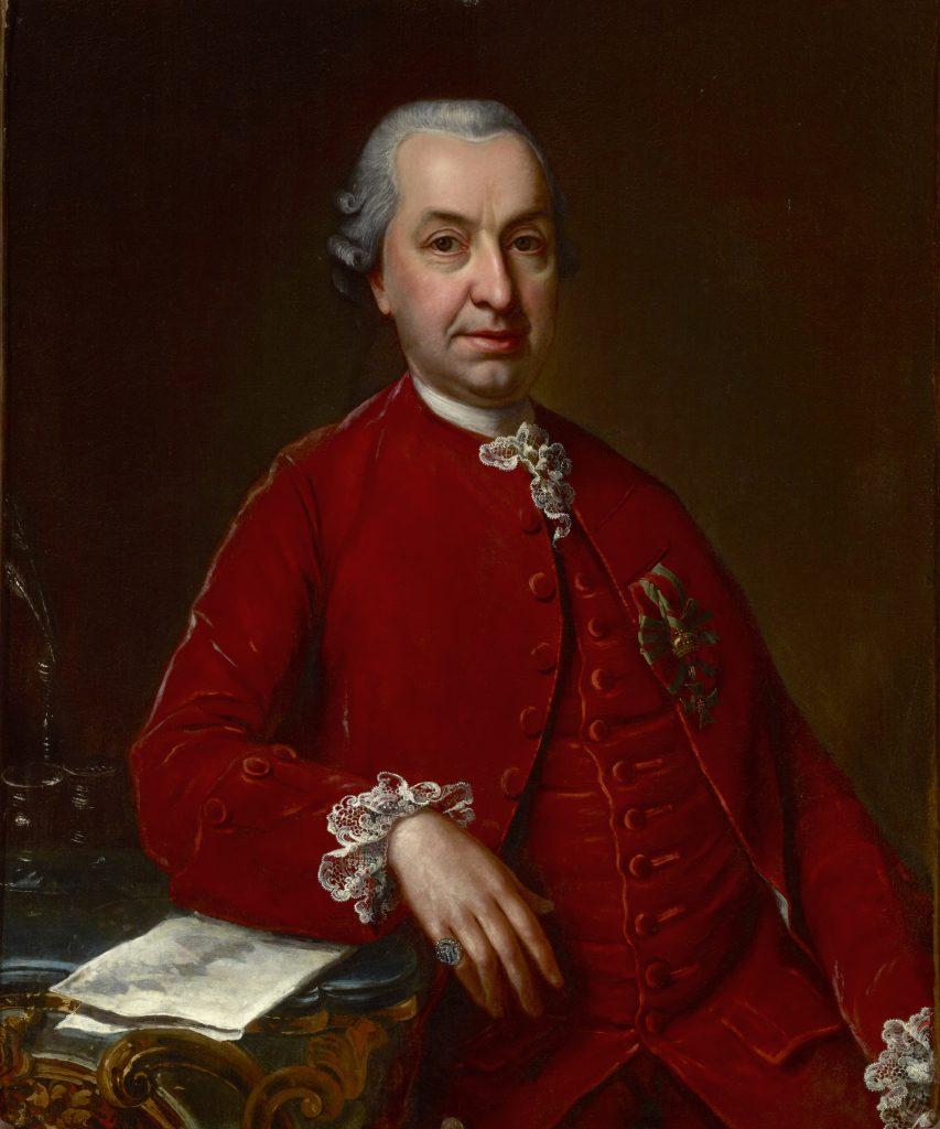 16. Samuel von Brukenthal 544-2