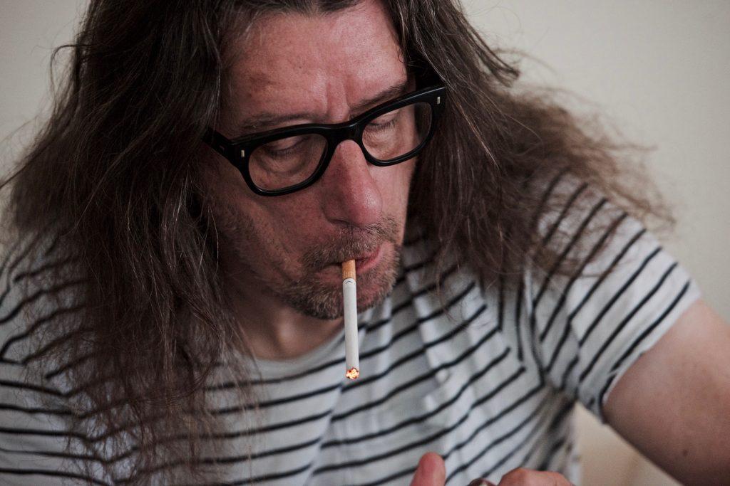 Herman Brusselmans: 'De noodzaak om te schrijven neemt af met de dag.' ©Marc Brester/AQM