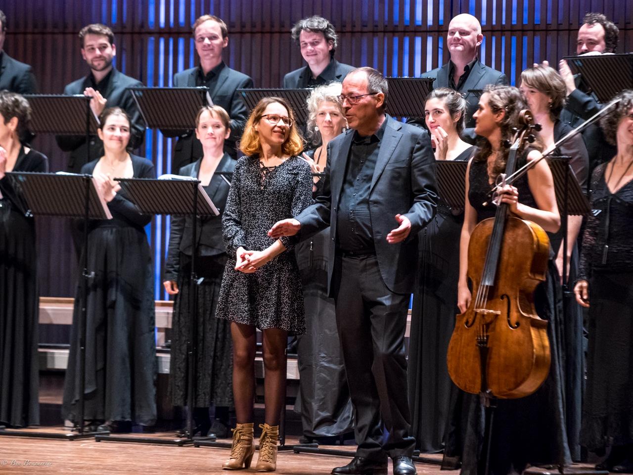 Cappella Amsterdam, Santa Ratniece, Daniel Reuss, Monika Leskovar MGIJ 25-10-2016