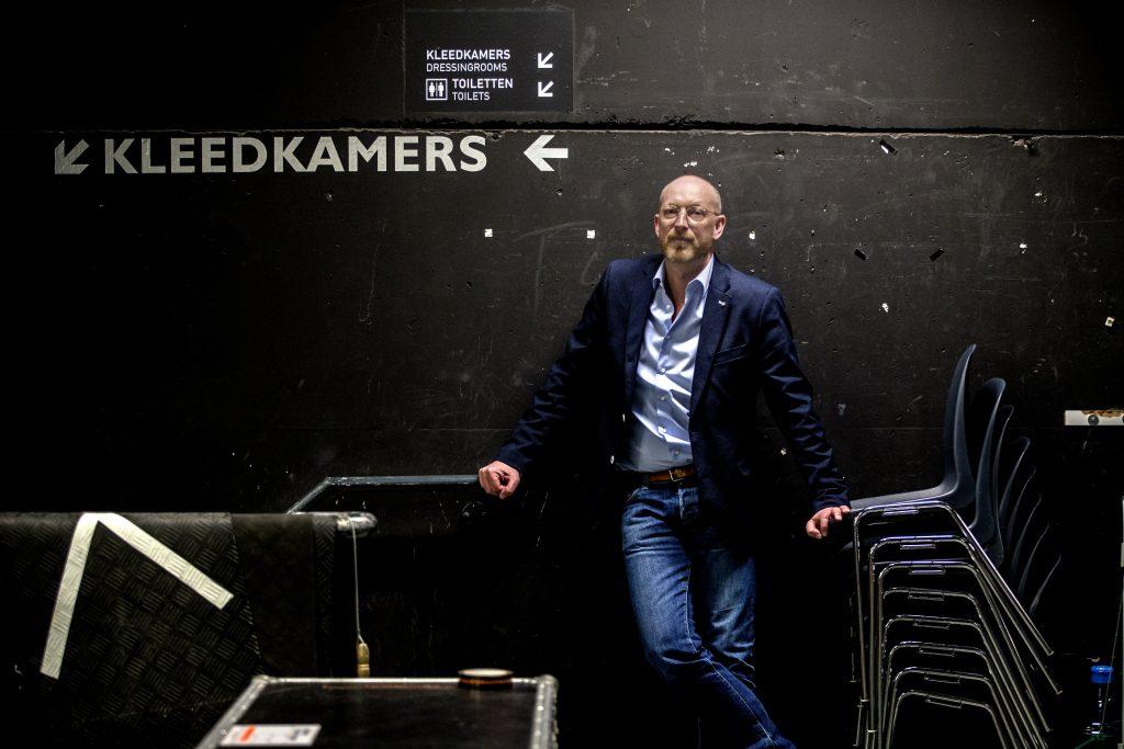 Ronald Wintjens. Foto: Harry Heuts