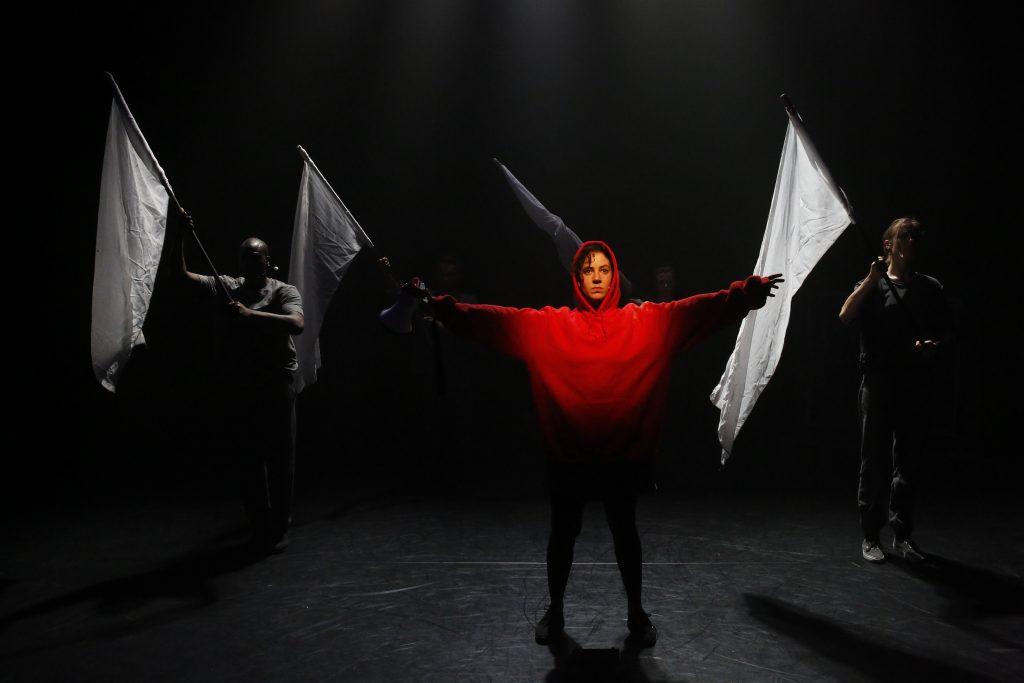 Wat Had Niemand Verwacht, Lara Wakelkamp, ISH. Foto: Studio Breed.