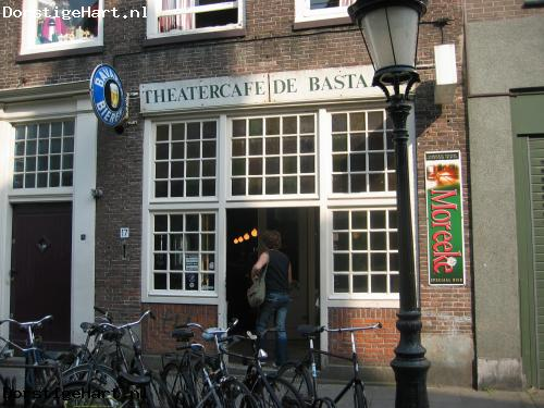 Theatercafé De Bastaard was de breeding ground voor veel theatertalenten.