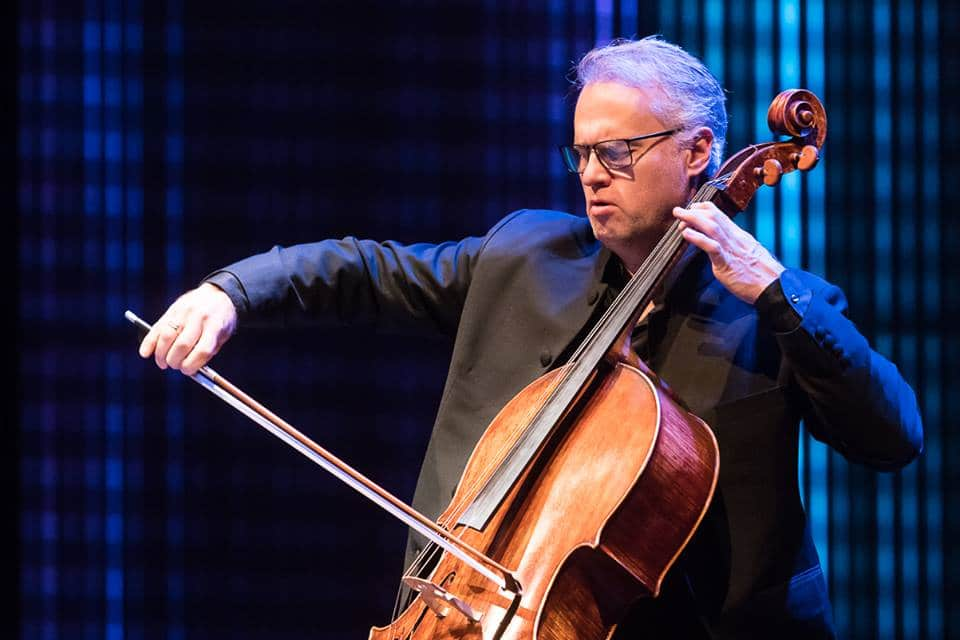 Thorleif Thedeén (foto: Cello Biënnale)