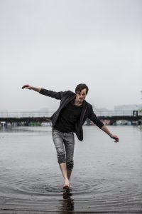 Rikko Voorberg: 'Woede kan heel verschillende uitingsvormen hebben.' ©Ruben Timman/No Words Photography
