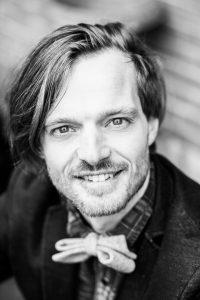 Rikko Voorberg: 'Als er iets mankeert aan deze wereld, kun je daar zelf iets aan veranderen.' ©Maarten Boersema