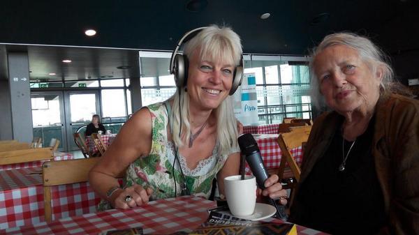 Thea Derks + Marijke Ferguson tijdens Festival Oude Muziek 2014