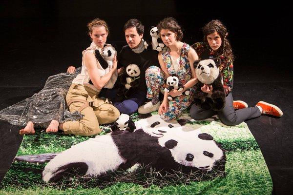 Panda Express, Oneka von Schrader.