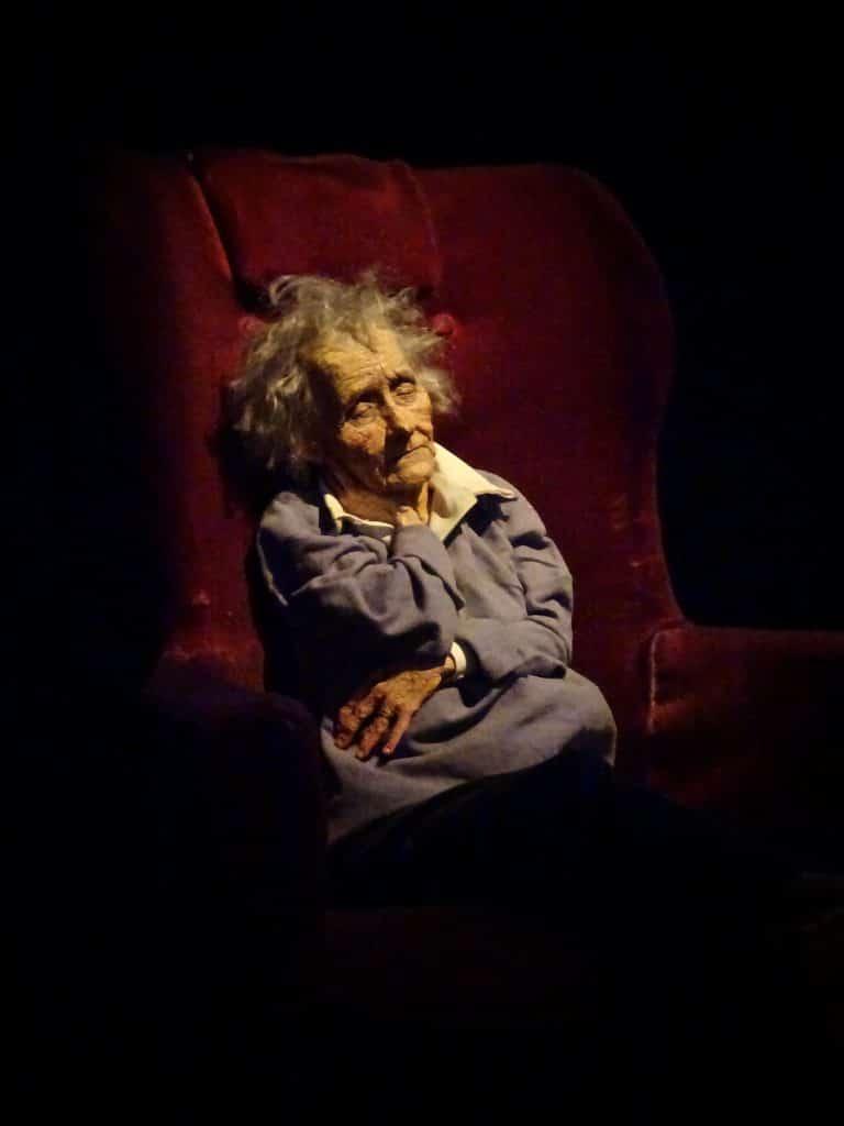 Astrid Lindgren bereikte een hoge leeftijd, ze werd 94 jaar. ©AQM