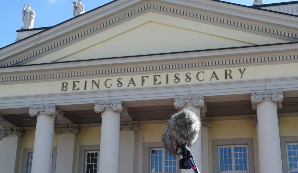 Banu Cennetoglu Being-safe-is-scary, Documenta 14-2017-Kassel-Fridericianum