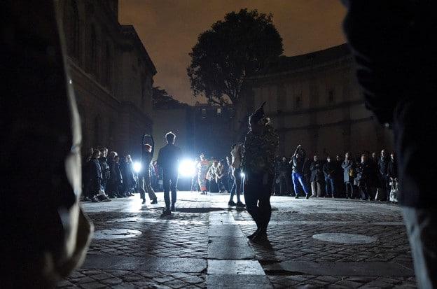 danse de nuit. Foto ma culture.