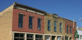 Grassroots Arts Center in Lucas