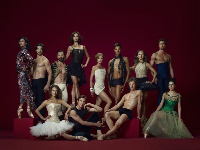 Het Nationale Ballet - Eerste solisten - foto Erwin Olaf