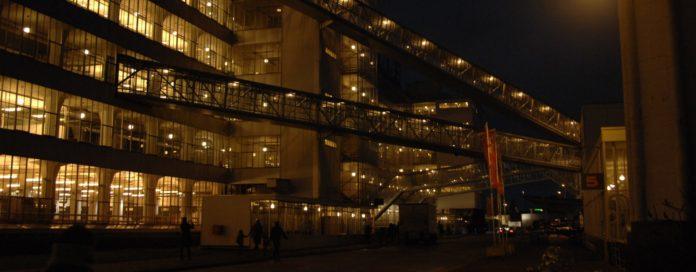 Art Rotterdam Van Nellefabriek