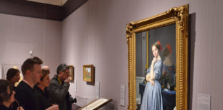 Veel aandacht voor de comtesse van Ingres