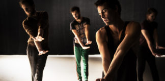 Cullberg Ballet, 'The Return of the Modern Dance' (chor.: Trajal Harrell)