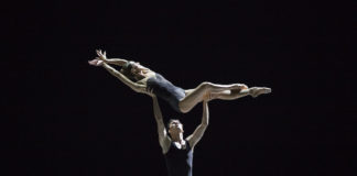 Het Nationale Ballet - Empire Noir - photo Angela Sterling A0146