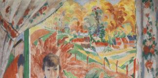 Rik Wouters, Herfst, 1913, 135 x 140 cm, Olieverf op doek, Koninklijk Museum voor Schonen Kunsten Antwerpen ©Lukasart in Flanders