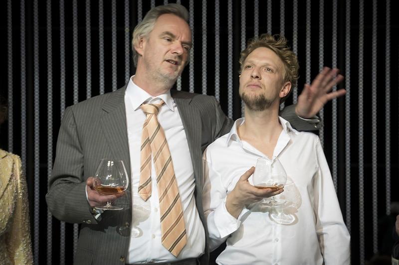 Stefan de Walle en Joris Smit (foto Kurt van der Elst)