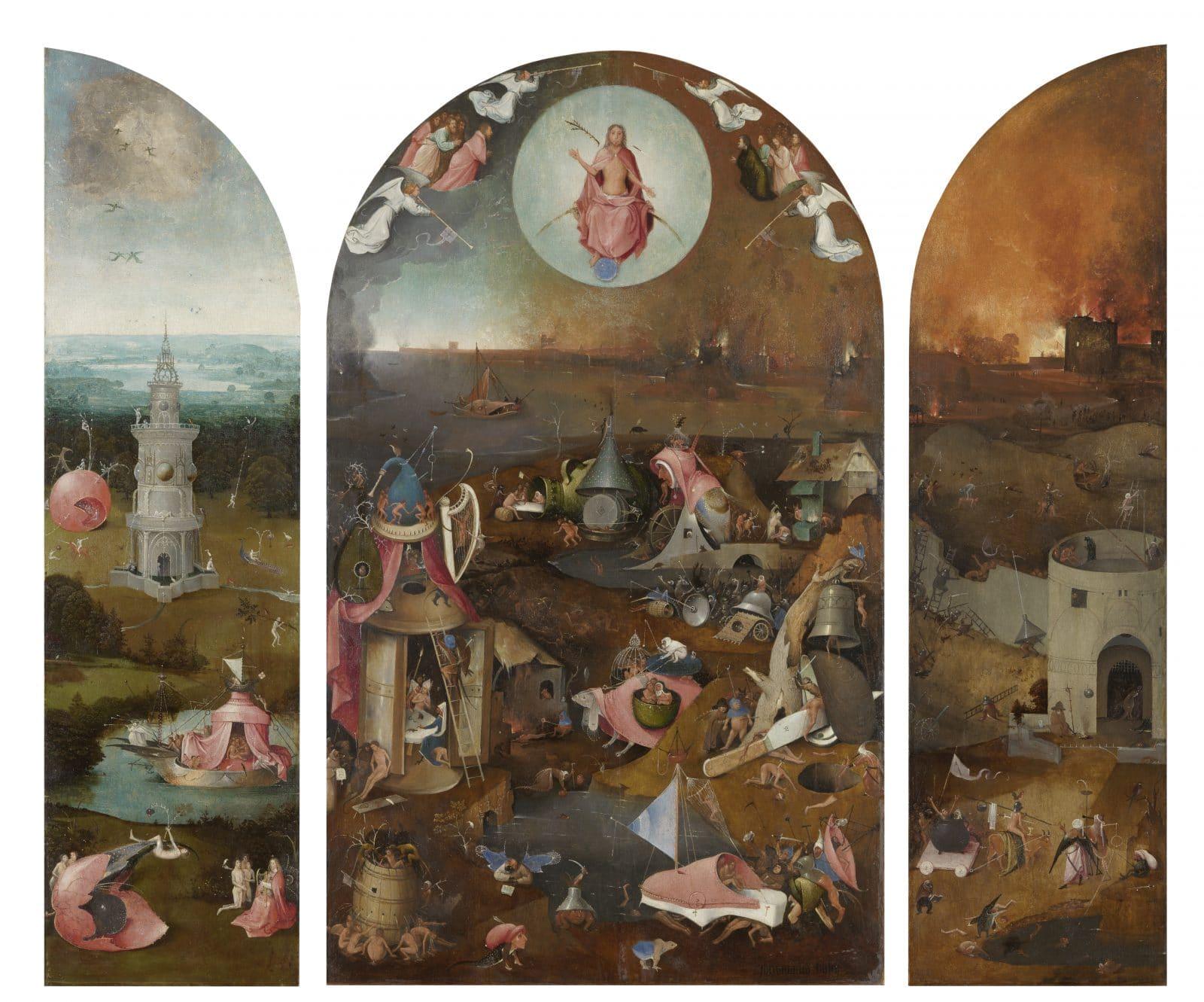 Jeroen Bosch Vijfhonderd Jaar Dood En Springlevend Tegelijk